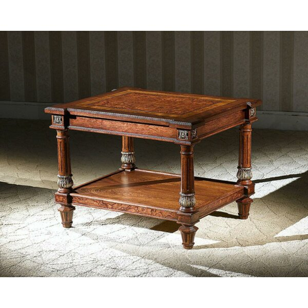 Louis End Table by Astoria Grand