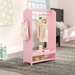 6abb8b2d7e67 Princess Dress Up Storage | Wayfair