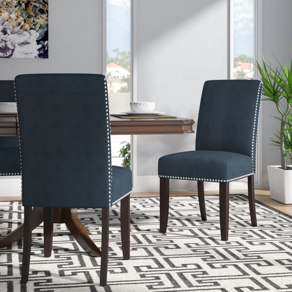 Amazing Brucedale Upholstered Dining Chair (Set Of 2) By Willa Arlo Interiors Comparison