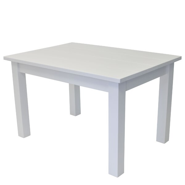 Julia Solid Wood Dining Table by Highland Dunes Highland Dunes