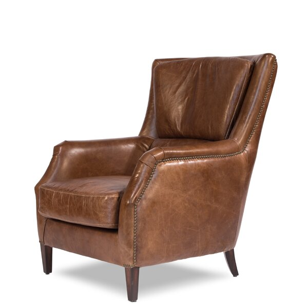 Morelock Baker Wingback Chair by Astoria Grand Astoria Grand