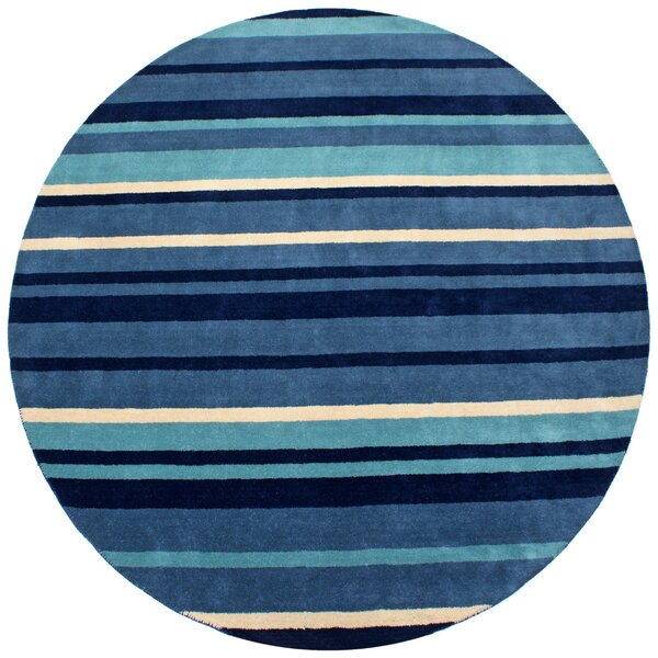 Cosmo Navy Rug by St. Croix