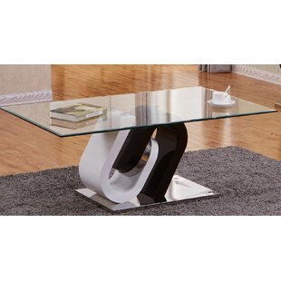 Affordable Price Brook Top Coffee Table By Orren Ellis