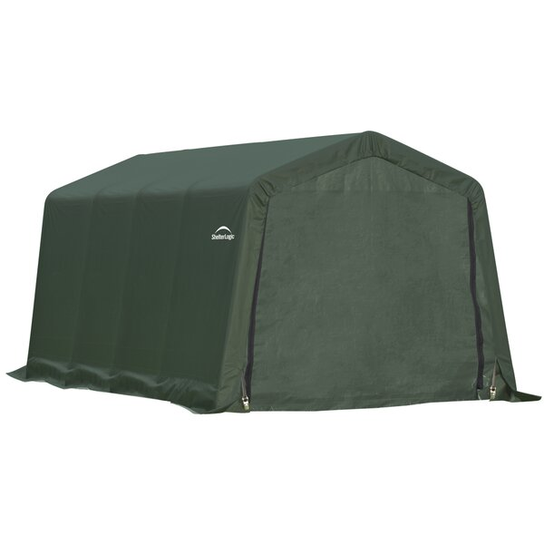8 Ft. x 16 Ft. Steel Pop-UP Canopy by ShelterLogic