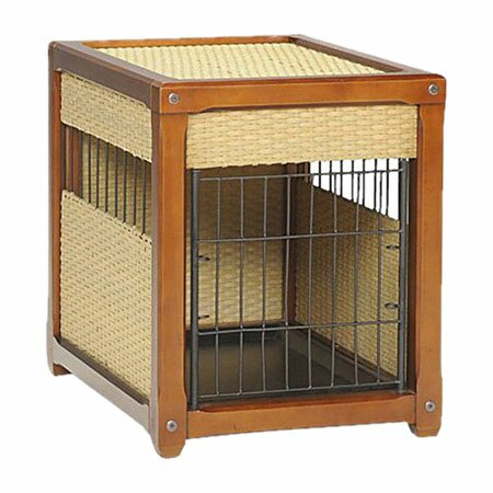 Deluxe Pet Crate by Mr. Herzher's