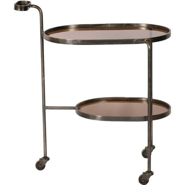 Blasco Bar Cart by House of Hampton