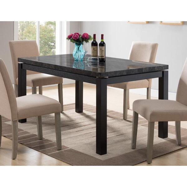 Lilly Dining Table by Winston Porter Winston Porter