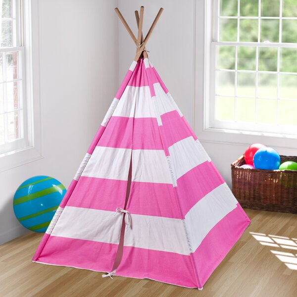 Striped Play Teepee by Wildkin
