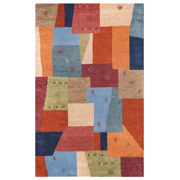 Bordeaux Hand-Tufted Area Rug by Meridian Rugmakers