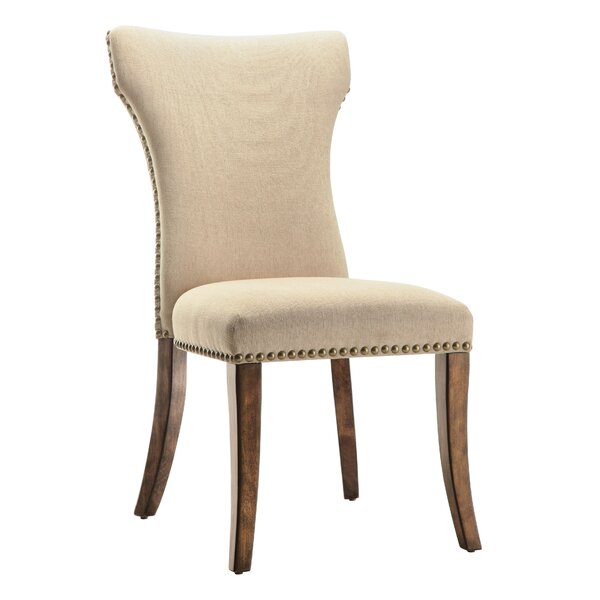 Conway Fabric Slipper Chair by Darby Home Co