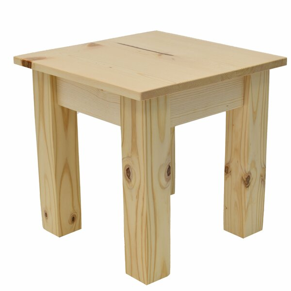 Rosamond End Table By Millwood Pines