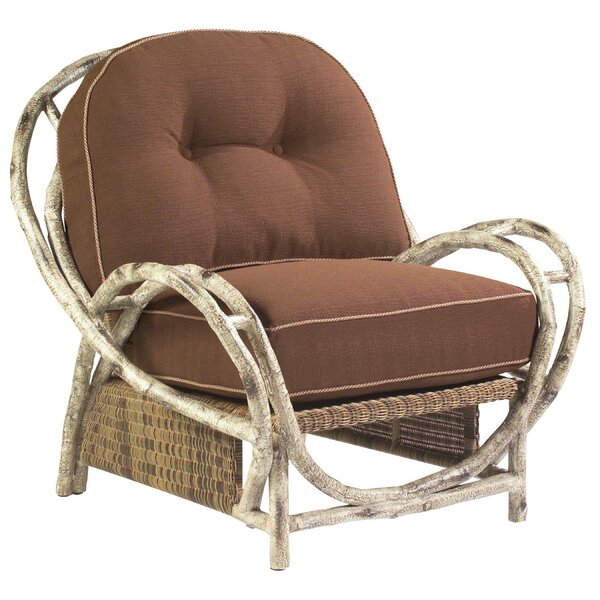 River Run Butterfly Patio Chair with Cushions by Woodard