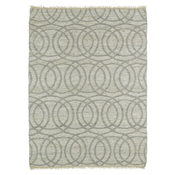 Millbourne Gray Area Rug by Wrought Studio