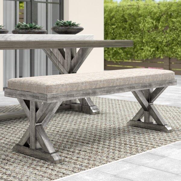 Farmersville Aluminum Picnic Bench by Greyleigh
