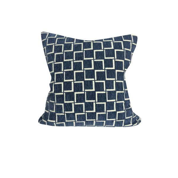 Martinez-Wilson Broken Bricks Throw Pillow by Orren Ellis