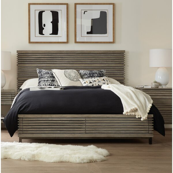 Annex Platform Bed by Hooker Furniture