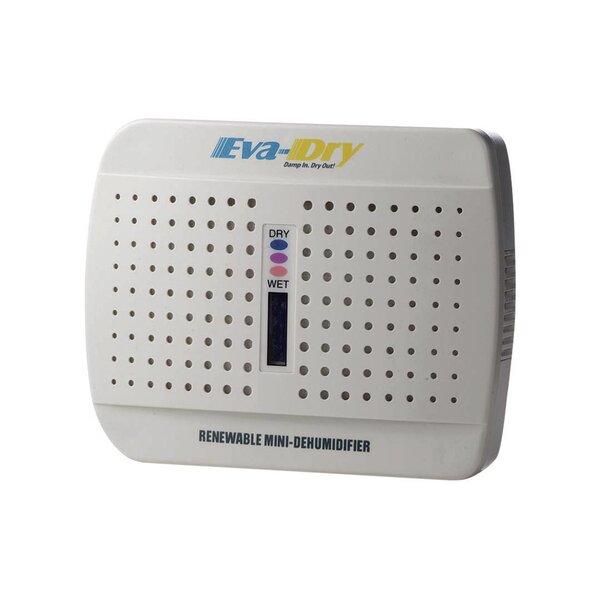 Mini Renewable Wireless Dehumidifier by Eva-Dry