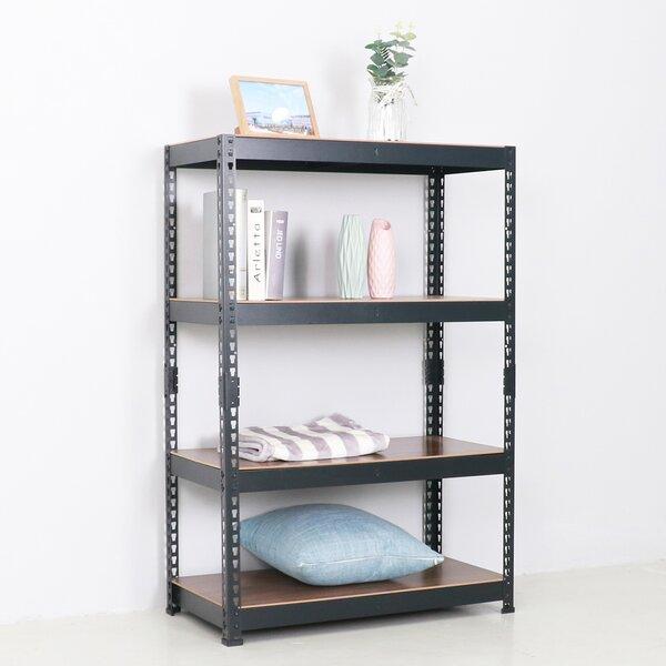 Oakley Etagere Bookcase By Symple Stuff