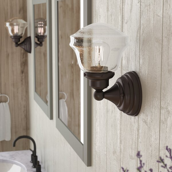 Margaree 1 Light Bath Sconce