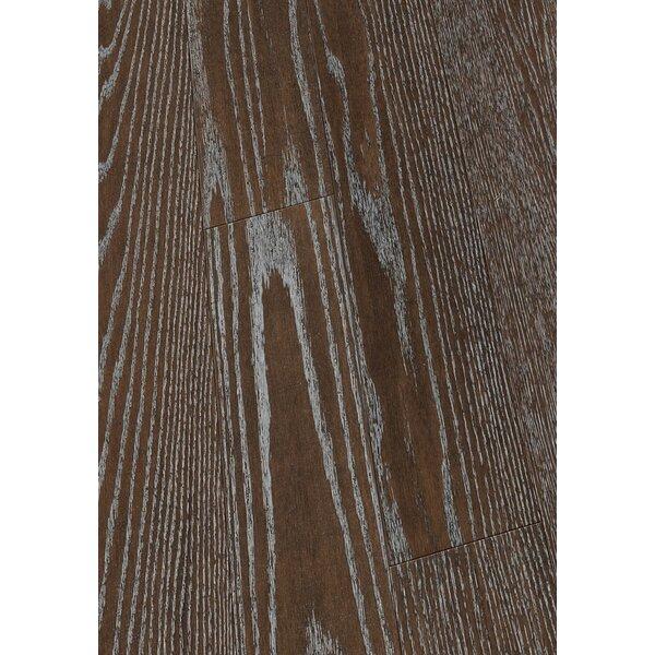6 Engineered Oak Hardwood Flooring in Brushed Wheat by Maritime Hardwood Floors