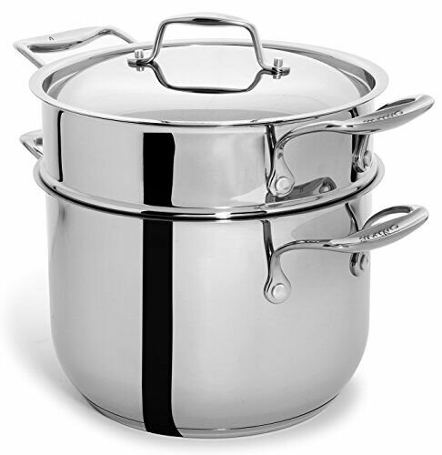 Culina 6 Quart 3-Piece Cookware Set. by CUL Distributors