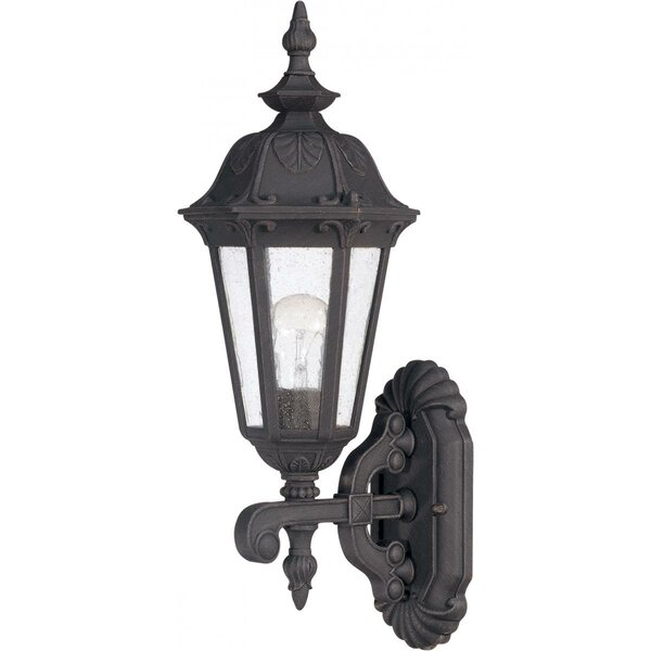 Shaw 1-Light Outdoor Sconce by Astoria Grand