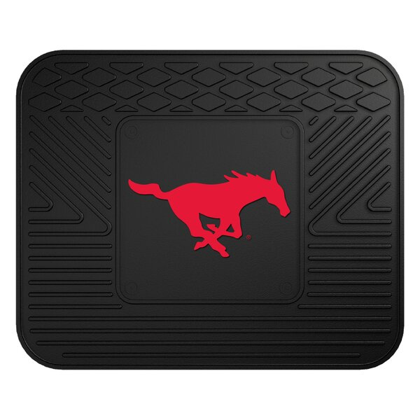 NCAA Southern Methodist University Kitchen Mat by FANMATS