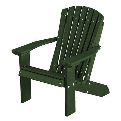 Green Plastic Adirondack Chairs You Ll Love In 2019 Wayfair