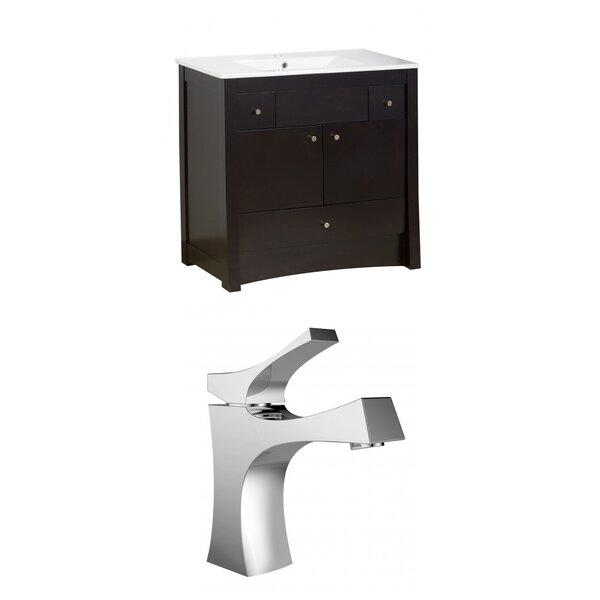 Kimbrell Floor Mount 36 Single Bathroom Vanity Set by Royal Purple Bath Kitchen