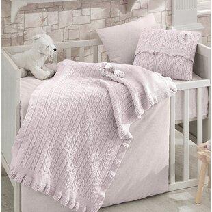 Deals Olivera 6 Piece Crib Bedding Set ByGreyleigh