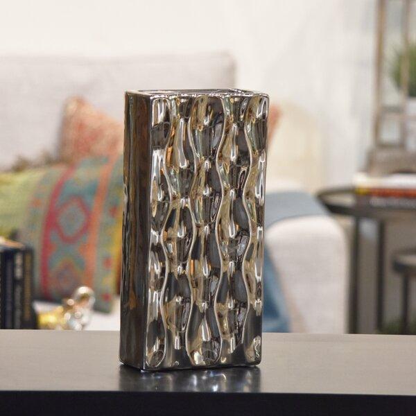 Rectangular Ceramic Table Vase by Wade Logan