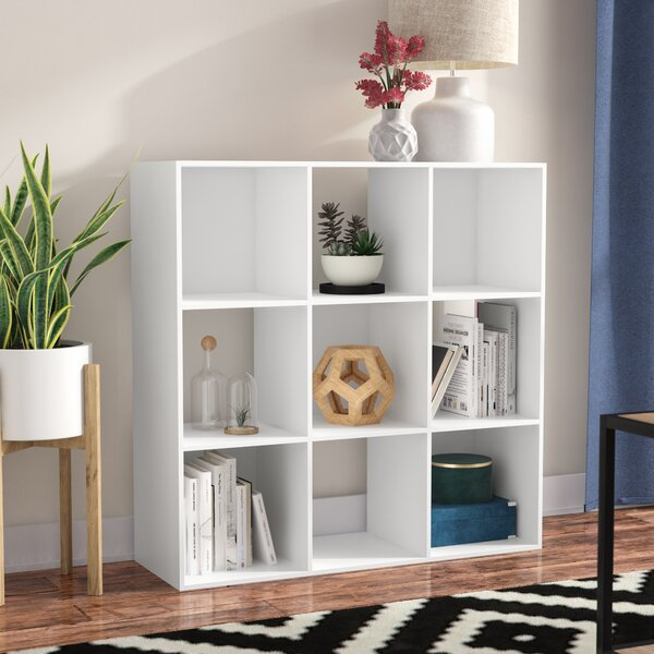 Maumelle Cube Bookcase by Ebern Designs