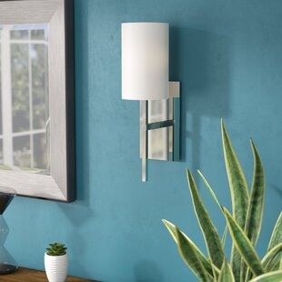 Northborough 1-Light Armed Sconce by George Oliver