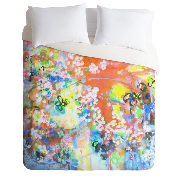 Coral Delight Duvet Cover Collection