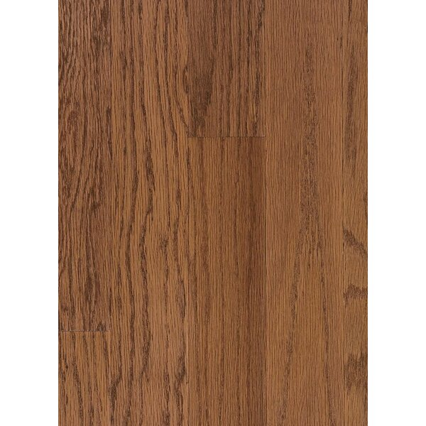 3 Engineered Oak Hardwood Flooring in Saddle by Armstrong Flooring