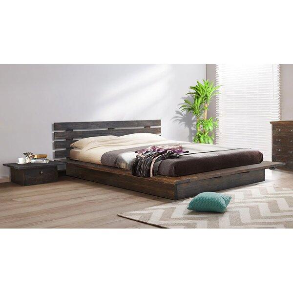 Kenosha Platform 4 Piece Bedroom Set by Bloomsbury Market