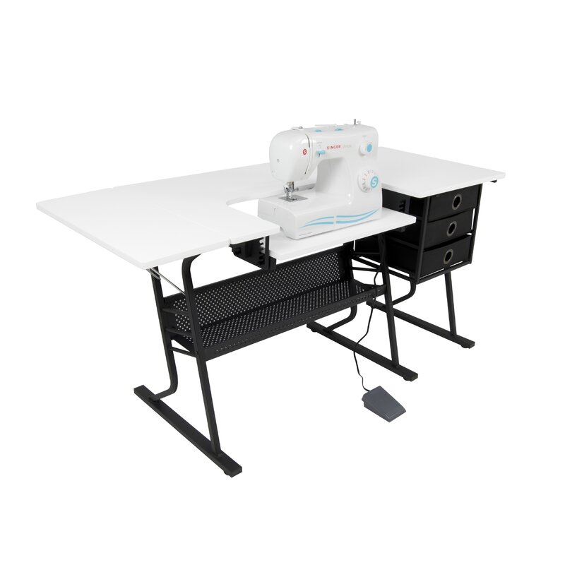 Merveilleux Laminate Sewing Table