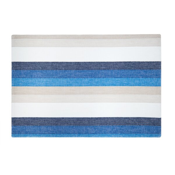 Caroga Rectangular Placemat (Set of 4) by Longshore Tides