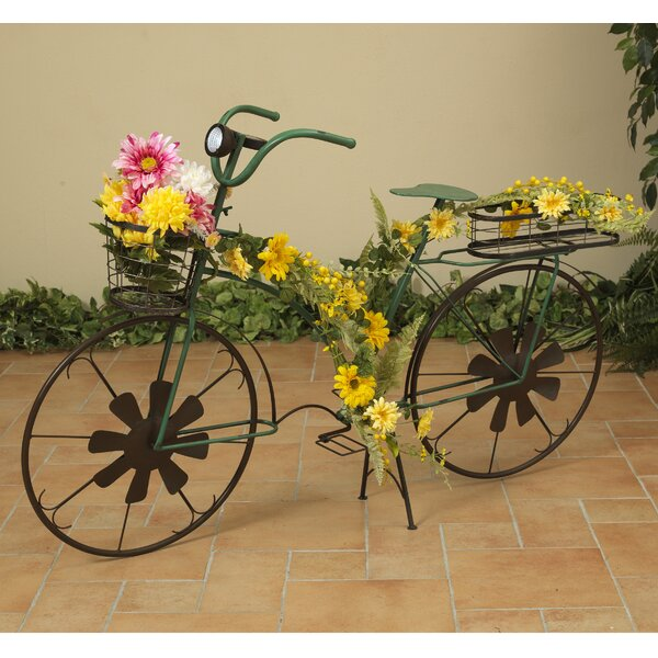 Bicycle Plant Stand by Gerson International