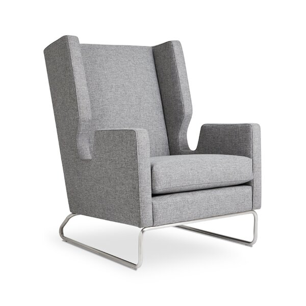 Danforth Wingback Chair by Gus* Modern