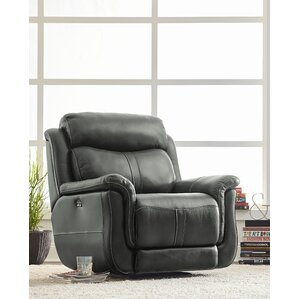 Applecrest Power Glider Recliner by Red Barr..