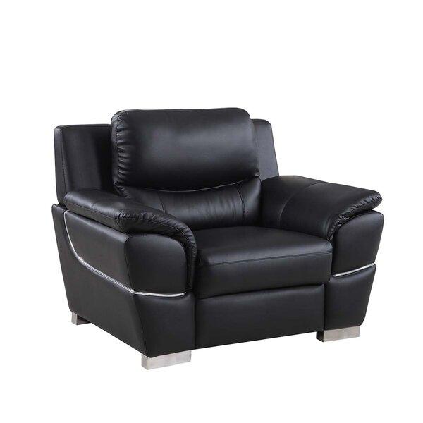 Henton Luxury Upholstered Living Room Club Chair by Latitude Run