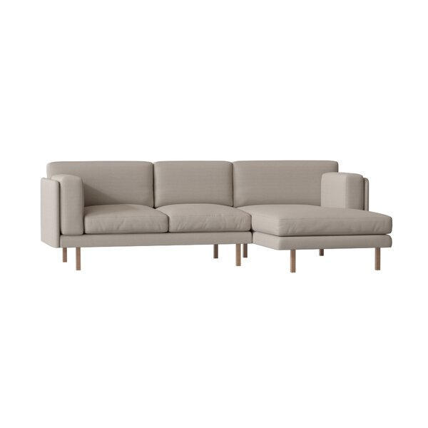 Skinny Fat Sectional by BenchMade Modern