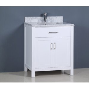 Prestwick 30 Single Bathroom Vanity Set