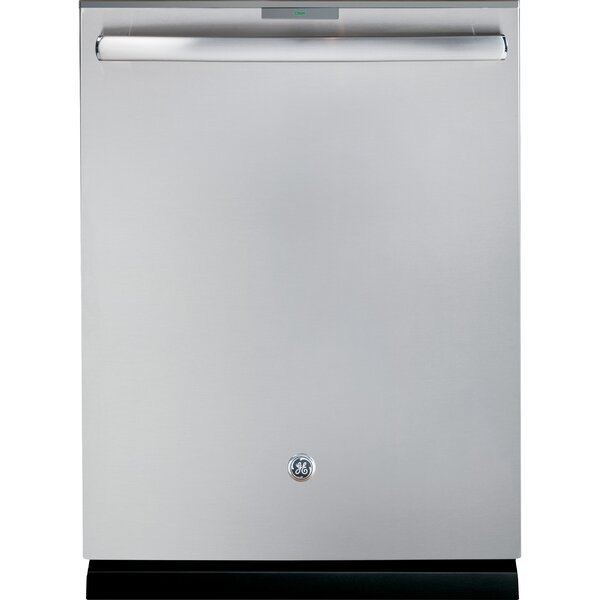 24 42 dBA Built-in Dishwasher with Hidden Controls by GE Profile™
