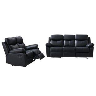 Bystrc 2 Piece Living Room Set by Red Barrel Studio®