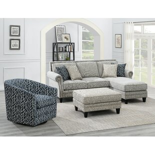 Isamar Configurable Living Room Set by Darby Home Co