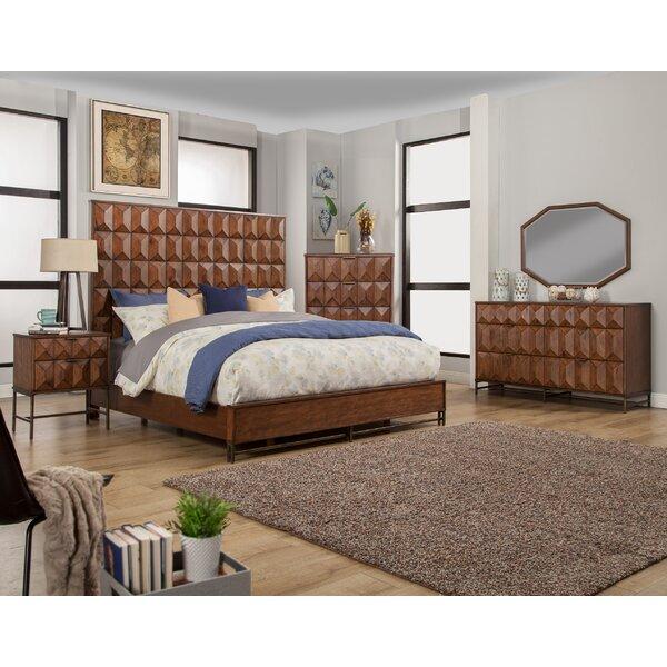 Braedon Panel Configurable Bedroom Set by Corrigan