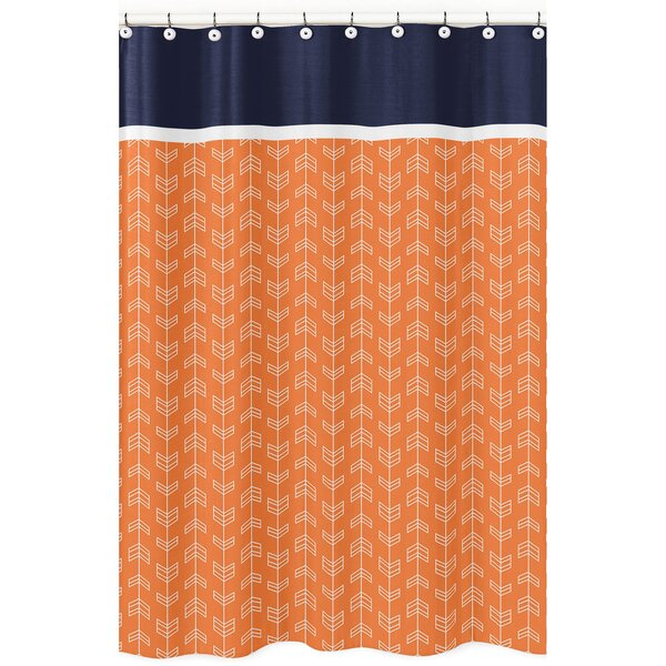 Arrow Shower Curtain by Sweet Jojo Designs