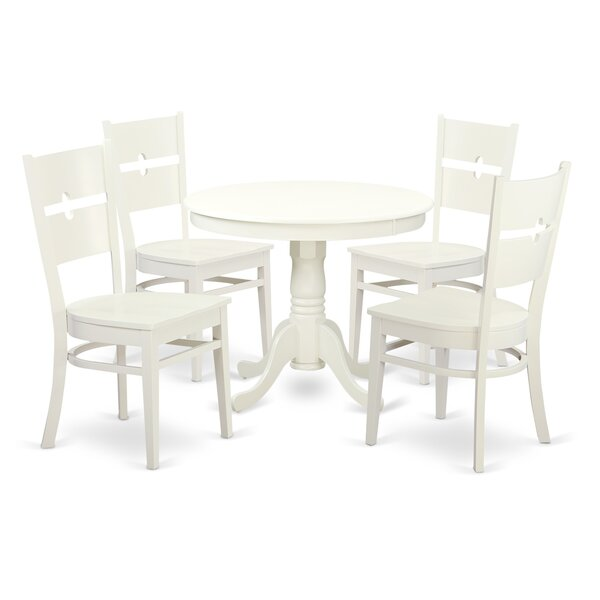 5 Piece Dining Set By Wooden Importers Best